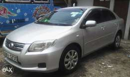 Toyota axio 1500cc, 2006 for sale