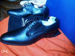 Authentic Roy Robson Leather Shoes For Quick Sale