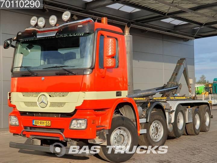 Mercedes-Benz Actros 5044 K 10X4 Big-Axle Steelsuspension Euro 5 - 2010