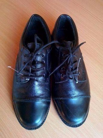 261a9cea2 Туфли кожаные для мальчика 33р.,стелька-21см.: 300 грн. - Детская ...