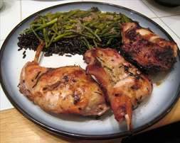 Eat healthy Meat (Rabbit Meat: LOW FAT, HIGHLY PROTEINOUS!!)