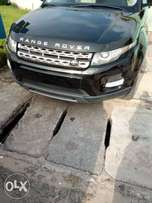 2013 Range Rover Evogue(First Body And Accident Free)
