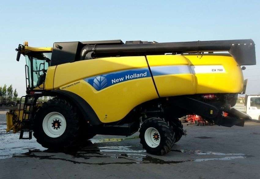 New Holland Cx 780 - 2004 - image 2