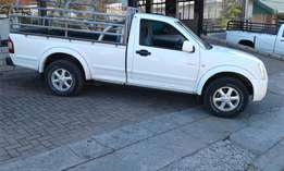 Isuzu KB250 D-teq 4x4 Single Cab 2012