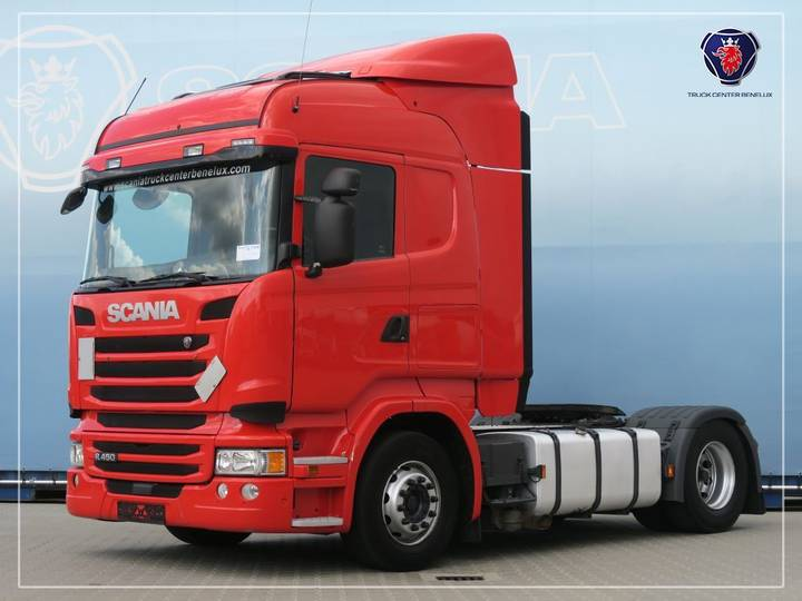 Scania R450 LA4X2MNA   SCR-only - 2015