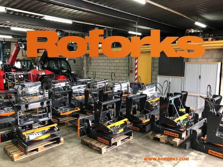 Merlo Roterend Vorkenbord Roforks - 2019