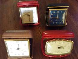 Vintage Bedside Clocks J 1335/1337