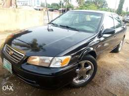 Extra Clean 2001 Camry American Spec