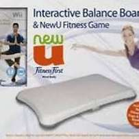 Nintendo Wii Fit Board + Game, Awesome Condition!