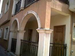 Executive 4nos 3bed Rooms Flat at Ajao Estate Isolo. CofO