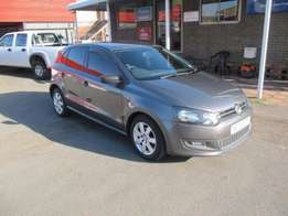 2012 Volkswagen Polo 6 1.4i T/line