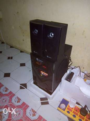 sayona bluetooth-sub woofer on sale in kisumu Car wash - image 1