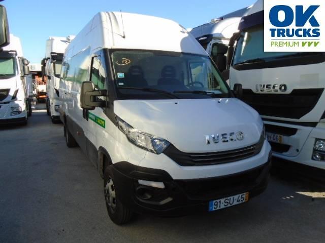 Iveco Daily 35C14A8V Euro6 Klima ZV - 2017
