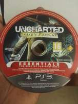 PS3 uncharted game 200