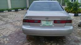 Super clean Nigerian used Toyota Camry for sale