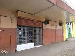 Shop to Let at Ngara Nairobi front Low