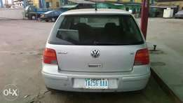 Registered First Body Volkswagen Golf 4, Manual