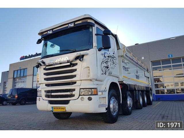 Scania R730 Cr19, Euro 5 - 2013