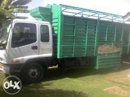 lorry for hiring