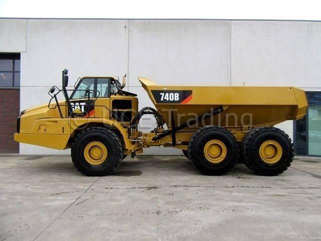 Caterpillar 740B - 2011