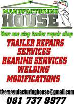 All Kinds of trailer repairs
