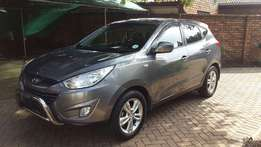 2010 Hyundai IX35 2.0i GL in Excellent condition with FSH