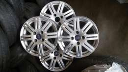 "15"" Ford Alloy Rims"