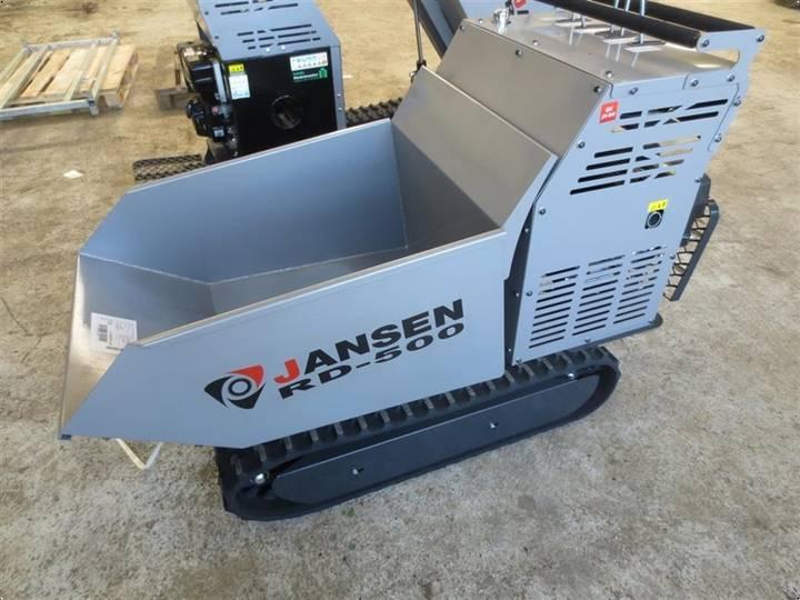 JANSEN-RD-500 MINNI DUMPER29 - 2019