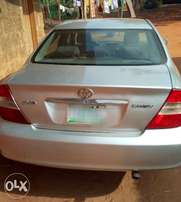 Clean Toyota Camry 2.4
