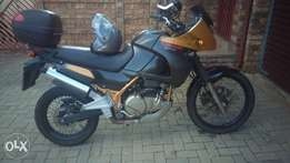 Bike KLE 500 cc for sale or to swap