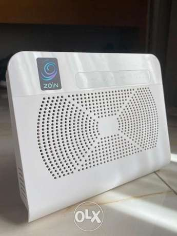 Zain router 2.4G and 5G brands