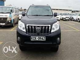 Toyota Land Cruiser Prado 2009 Locally used Asking Price 4,400,000/=