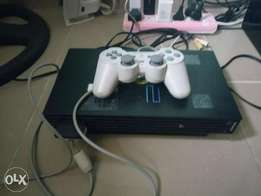 PlayStation 2 (not used) with free 8GB