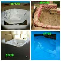 Pool, Jacuzzi And Paving Services for sale  Centurion