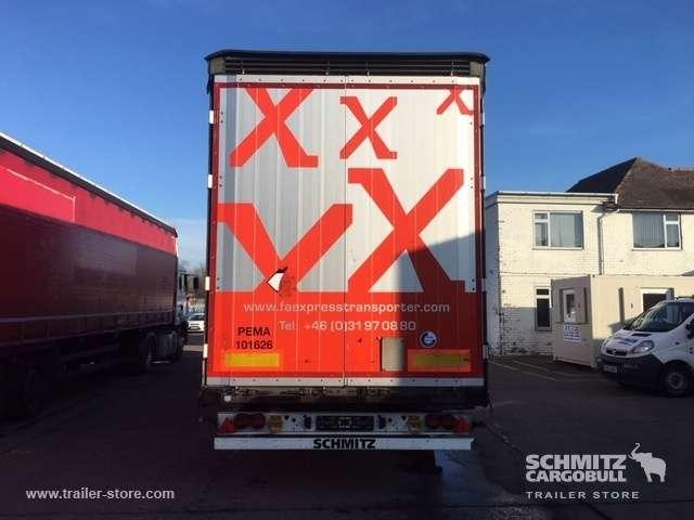 Schmitz Cargobull Curtainsider Mega - 2014 - image 6