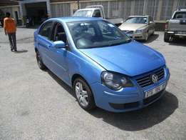 2008 vw polo classic 1.6i comfortline in good condition for sale