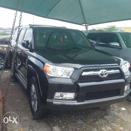 Toyota 4runner 2011 LIMITED.Thumb start. Direct tokunbo Apapa - image 1