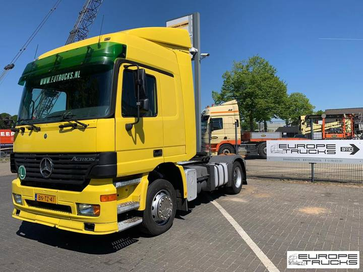 Mercedes-Benz Actros 1835 Holland Truck - EPS 3 pedals - 2 Tanks - 2003