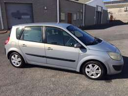 1.6 Renault Scenic for sale