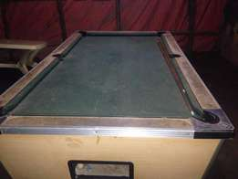 Pool Table [south africa Made]