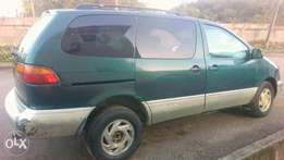Toyota Sienna Used First Body For Sale 650,000