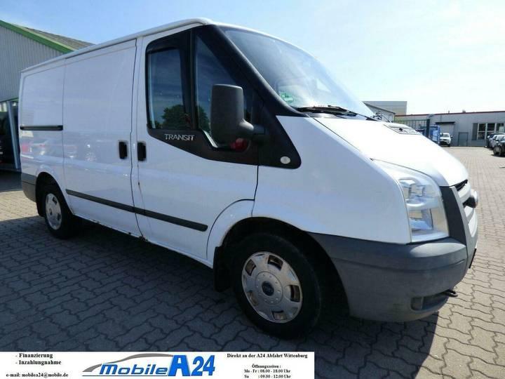 Ford Transit  FT 260 K 2,2 TDCi LKW Kasten BASIS Eu4 - 2009