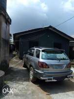 Lovely 2Bedrm with just 2people in a compound off Lasu Iba rd To Let