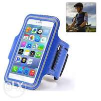 Sports Arm Band Case for Phones - Blue