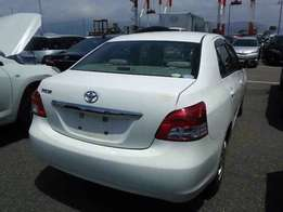 Toyota belta 1000cc with a very good price,car in showroom