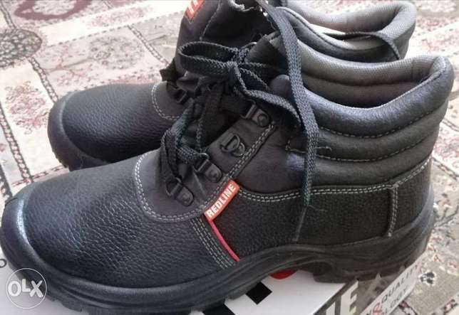 RED LINE Safety Shoes