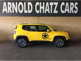 2017 Jeep Renegade 1.4L T Limited for sale