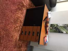5 Drawer Credenza for Sale