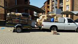 Reliable furniture transportation long and short distances