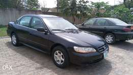 Six Months used 2002 Honda Accord Model for sale at Mambilla Barracks